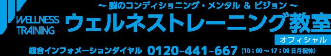 ウェルネストレーニング教室ロゴ